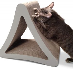 indestructible cat scratching post