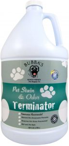 best product to get rid of cat urine smell