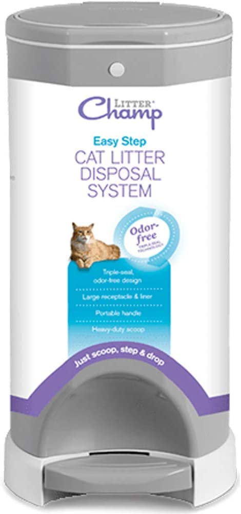best cat litter disposal system