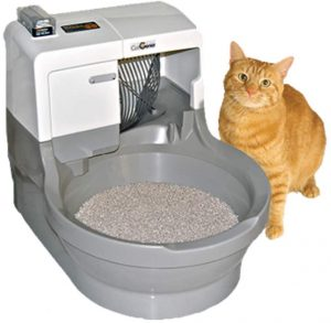 best self cleaning litter box for large cats
