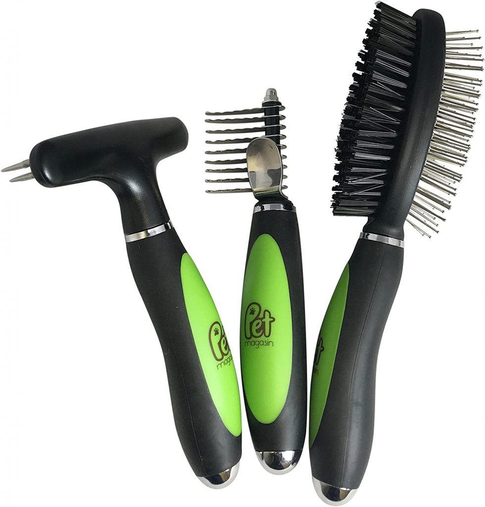 best brush for Maine coon